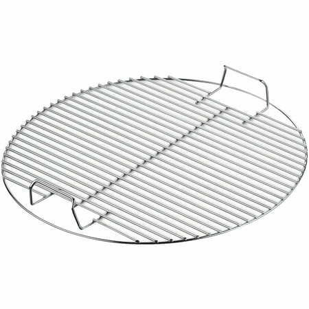 Weber Replacement Cooking Grate for 18-1/2 in. One-Touch Kettle, Smokey Mountain Cooker Smoker, & Bar-B-Kettle Charcoal