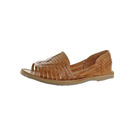 Sbicca Womens Jared Peep Toe Woven