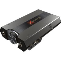Sound BlasterX G6 Hi-Res 130db 32bit/384kHz Gaming DAC