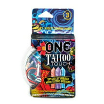 Condoms: One Tattoo Touch