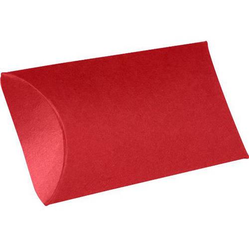 "Envelopes.com Medium Pillow Boxes (2-1/2"" x 7/8"" x 4"")"