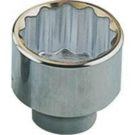 Socket Std 1-1/4Inx12Pt 3/4Dr MT-SS6040 - image 1 de 1