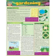 BarCharts 9781423220169 Gardening Quickstudy Easel
