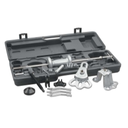 GearWrench KDT41700-KDT41560P 10 Way Slide Hammer Puller Set With Free Power Steering Pump Pulley Kit