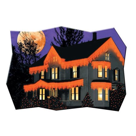 Celebrations 186BAE12 Halloween Haunted House Drape