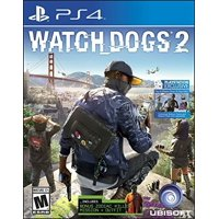Watch Dogs 2 Day 1 Edition, Ubisoft, PlayStation 4, 887256022884