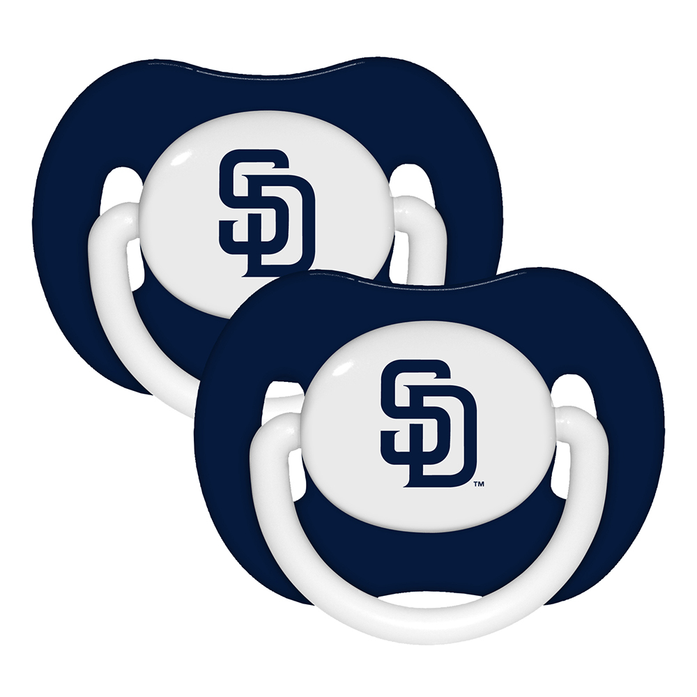 MLB San Diego Padres 2-Pack Pacifiers