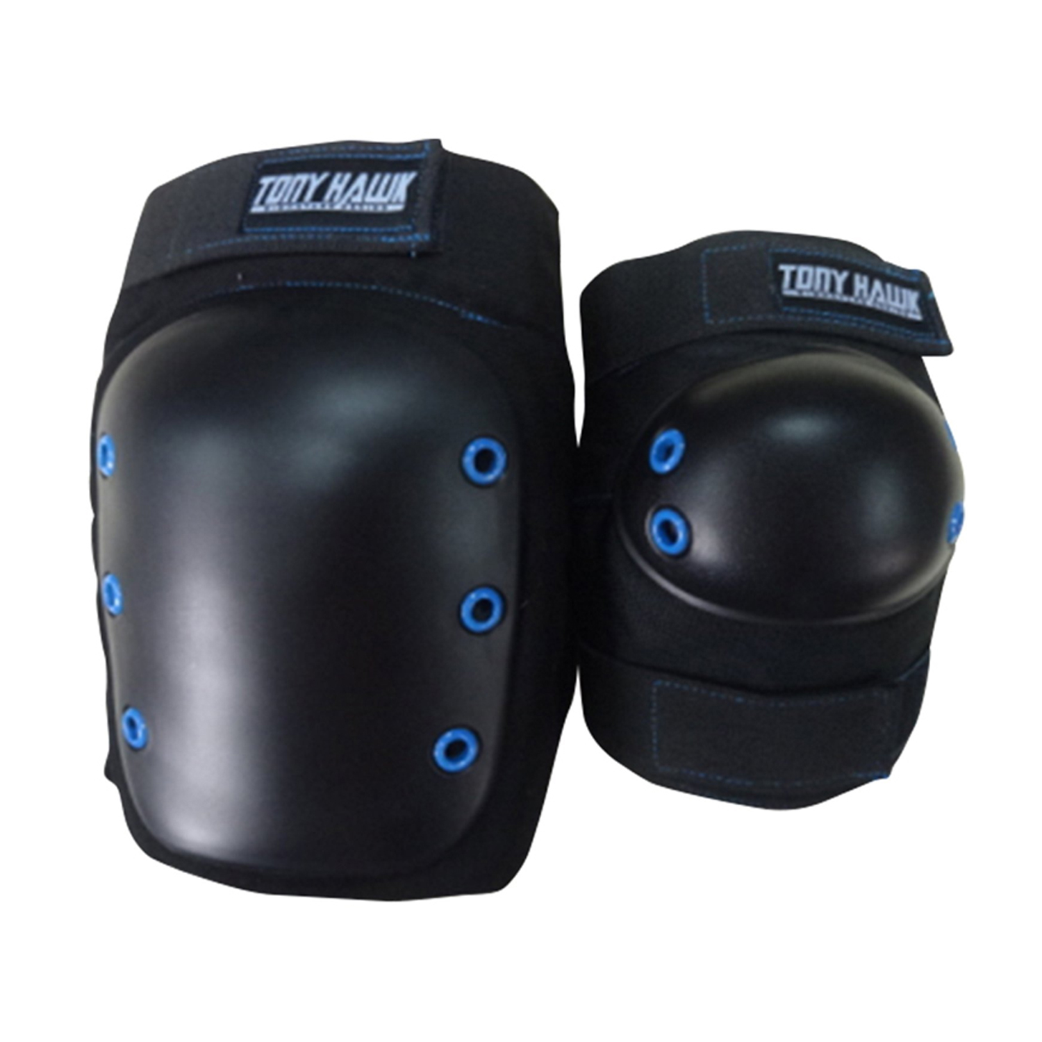 TONY HAWK Skateboard Knee and Elbow Pads Bmx Inline CPSC