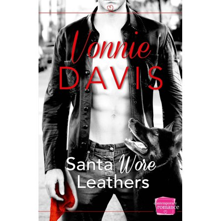 Santa Wore Leathers (Wild Heat, Book 1) -