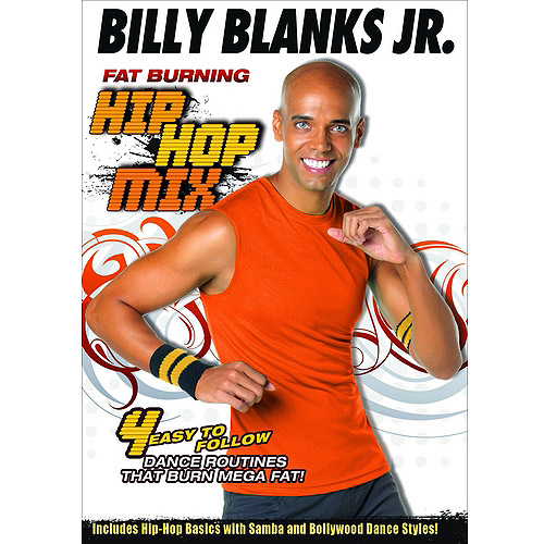 Billy Blanks Jr.: Fat Burning Hip Hop Mix (Widescreen)