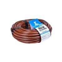 DIG - 1/4-Inch x 100-Feet Irrigation / Hydroponics Dripline with .52 GPH, 6-Inch Emitter Spacing (Brown)