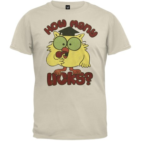 Tootsie Pops - How Many Licks T-Shirt](How Many Jelly Beans In A Pound)