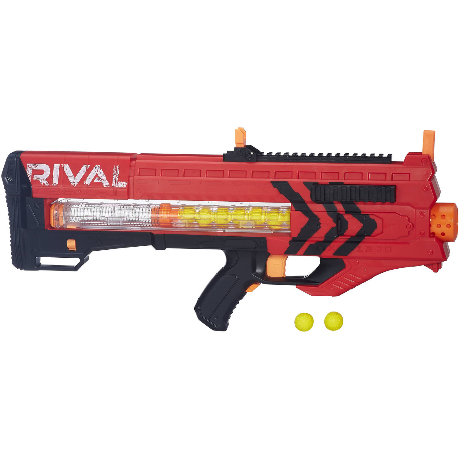 Nerf Rival Zeus MXV-1200 Blaster (Red) by Hasbro