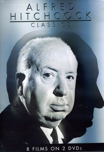 Alfred Hitchcock Classics: Volume 1 (DVD) by Platinum Disc Corporation