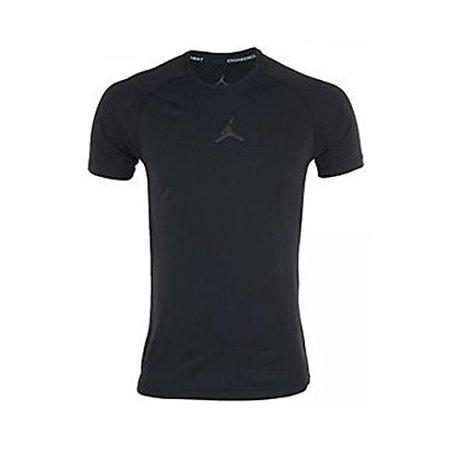 34be80ccda09 Nike - Nike AJ642409 010 3XL Jordan Stay Cool Fitted T-Shirt Mens Black Dri-Fit  Tee (XXX-Large