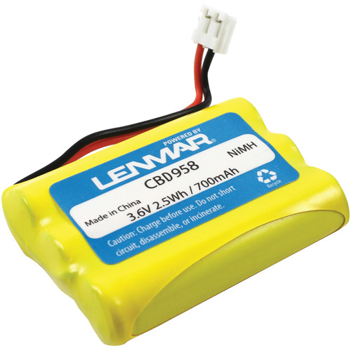 Lenmar CBD958 GE TL26158 and TL96158 Replacement Battery