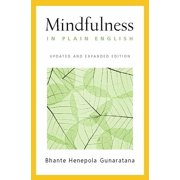 Mindfulness in Plain English - eBook