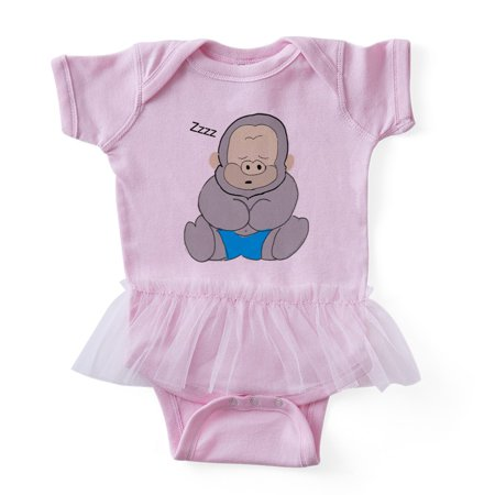 CafePress - Grandpa Gorilla - Cute Infant Baby Tutu - Baby Gorilla