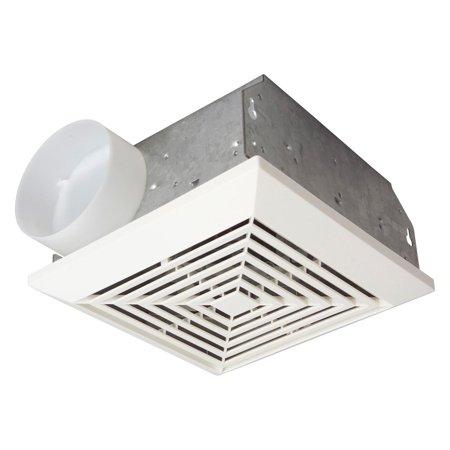 - Craftmade TFV50 Ceiling Mount Bathroom Fan
