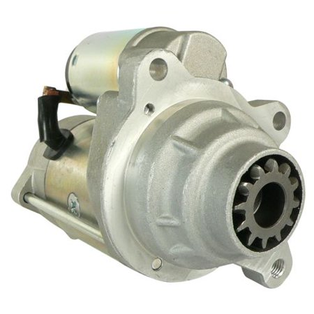 DB Electrical SFD0122 New Starter For 6.4L 6.4 Ford F150 F250 F350 Diesel Truck 08 09 10 2008 2009 2010 410-14080 7C3T-11000-AA 7C3T-11000-AB 7C3Z-11002-AA