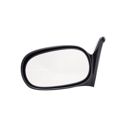 Toyota Manual Replacement (For Toyota Corolla Black Manual Remote Replacement Driver Side Mirror)