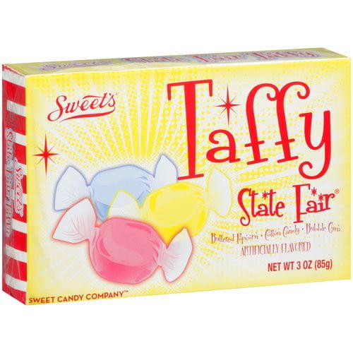Sweet's State Fair Taffy, 3 oz
