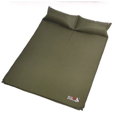 Automatic Double Range (e-Joy BSWolf Q3006-B Double Outdoor Automatic Blow-up inflating Damp proof Sleeping Camping Mat Mats)
