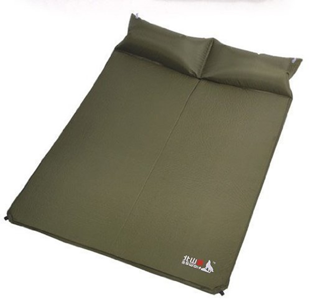 e-Joy BSWolf Q3006-B Double Outdoor Automatic Blow-up inflating Damp proof Sleeping Camping Mat Mats