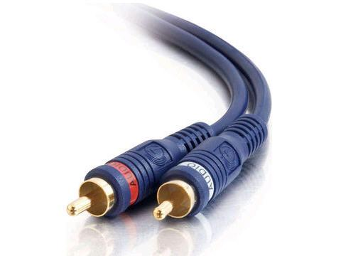 100ft Velocity RCA Audio Interconnect by C2G
