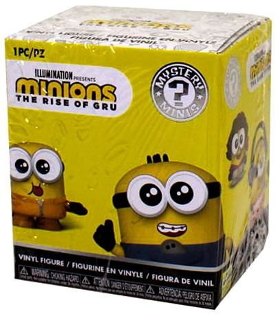 Funko Despicable Me Mystery Minis Minions Mystery Pack