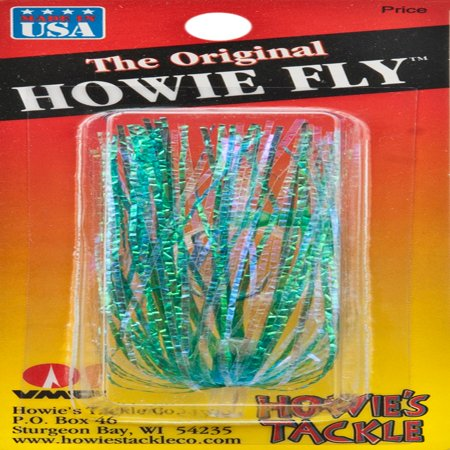 Howies Tackle Howie Fly Fishing Lure Double Aqua   49