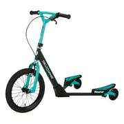 Razor 3-Wheel Drifting DeltaWing Turquoise- Easy Open Packaging