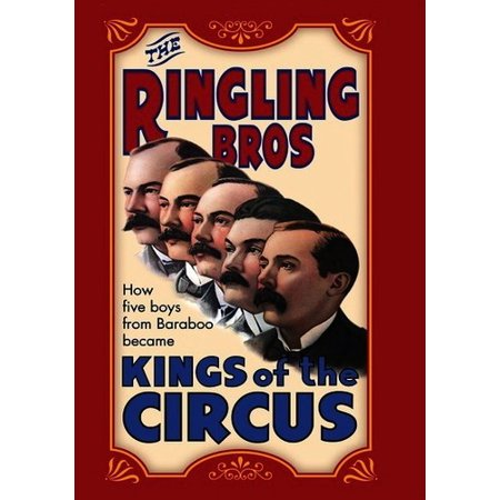 Ringling Bros.: Kings of the Circus (DVD)