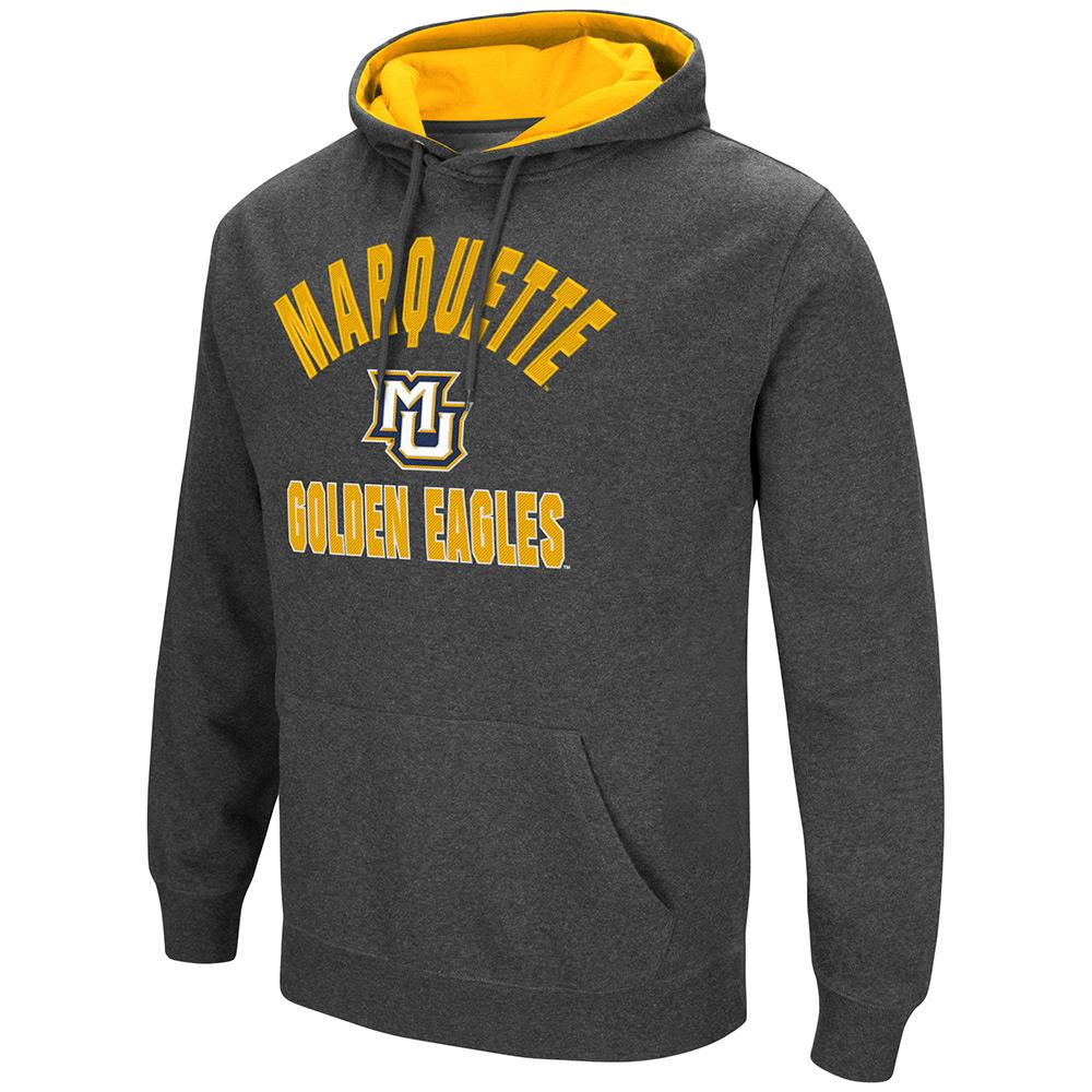 Mens NCAA Marquette Golden Eagles Pull-over Hoodie