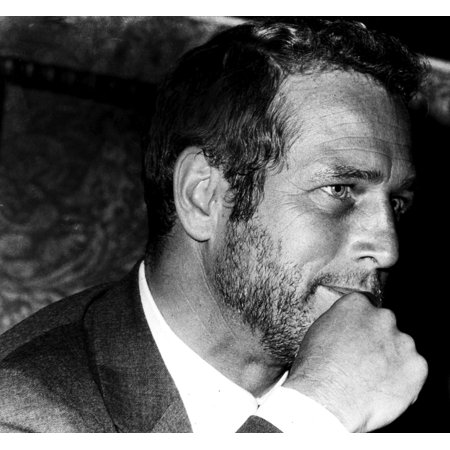 Paul Beard Resonator (Paul Newman with a beard Photo Print)