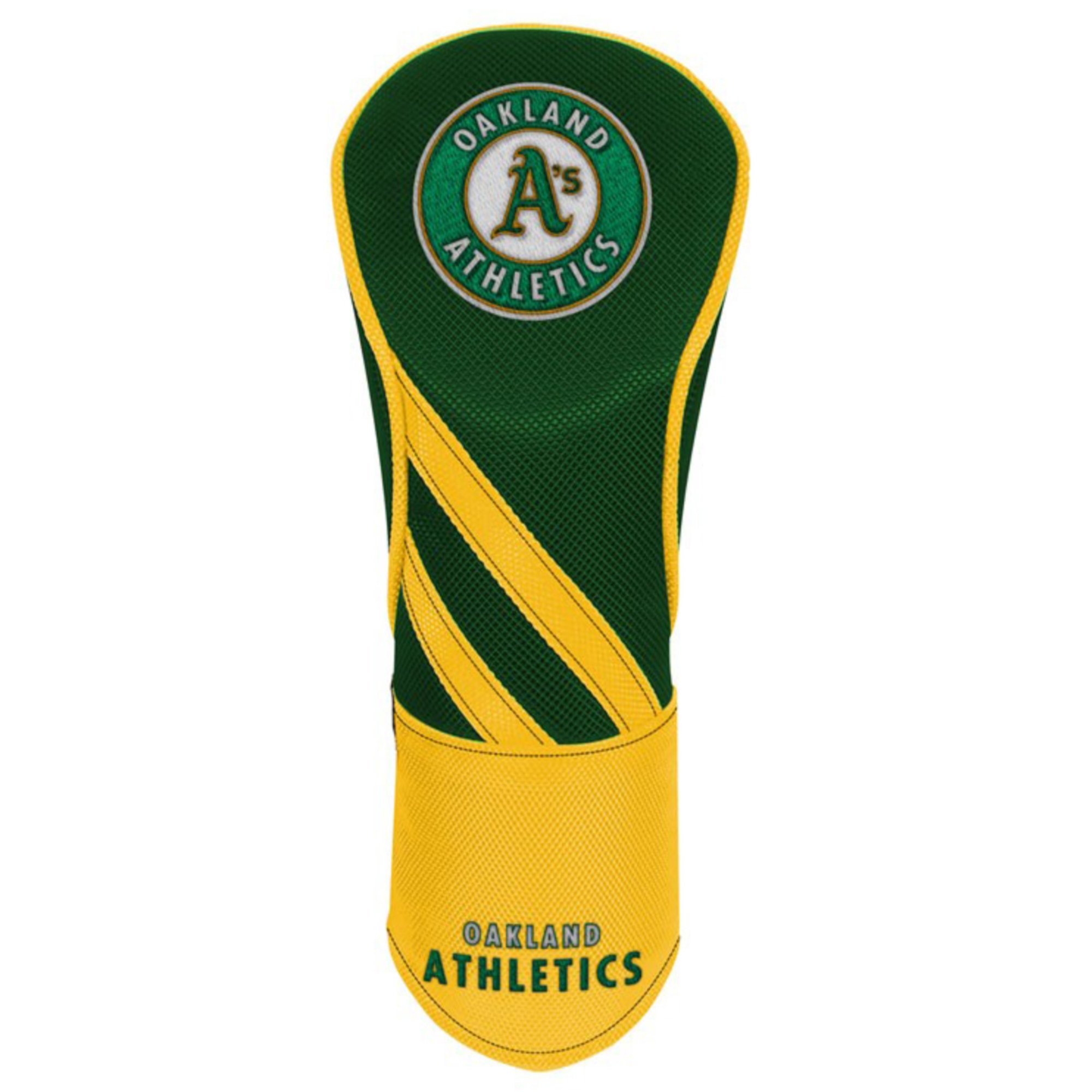 Oakland Athletics Individual Driver Headcover - No Size
