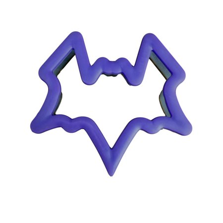Halloween Comfort Grip Bat Cookie Cutter Wilton Plastic - Finger Halloween Cookies