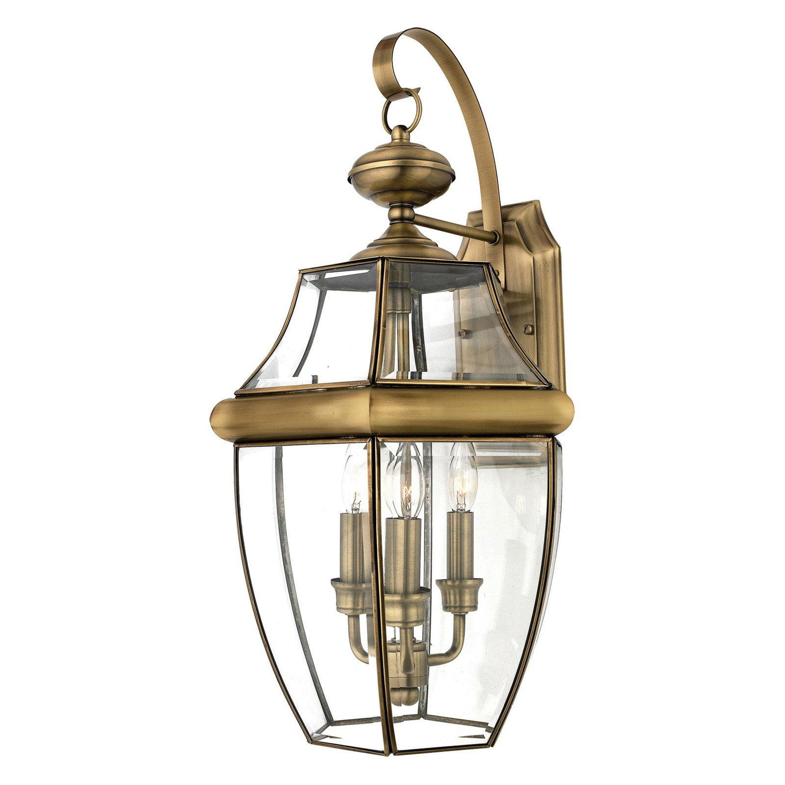 Quoizel Newbury NY83 Outdoor Wall Lantern