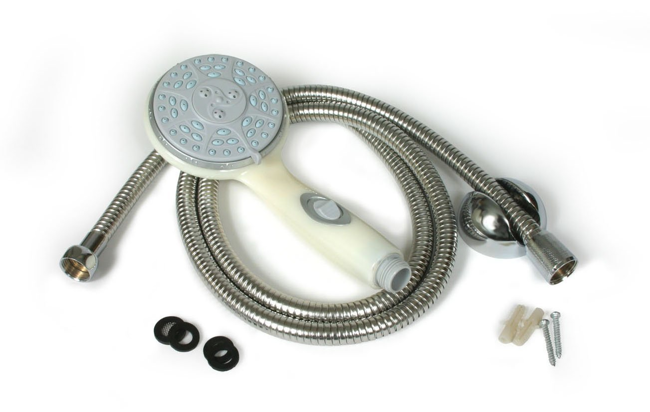 43715 Shower Head Kit with On/Off Switch and 60\