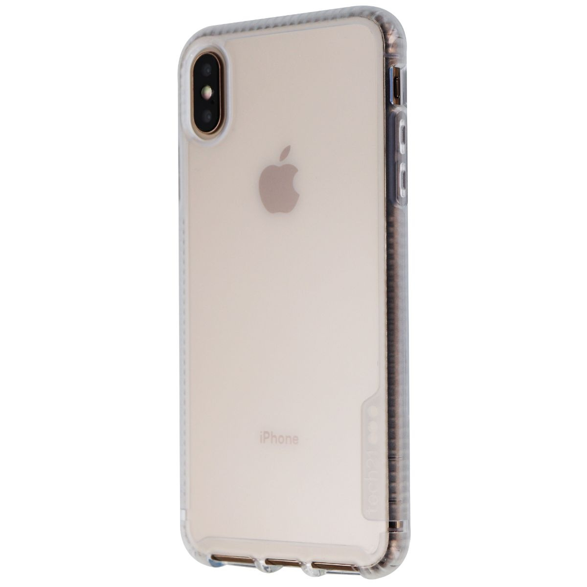Tech21 Pure Clear Series Hybrid Case For Apple Iphone Xs Max Clear Refurbished