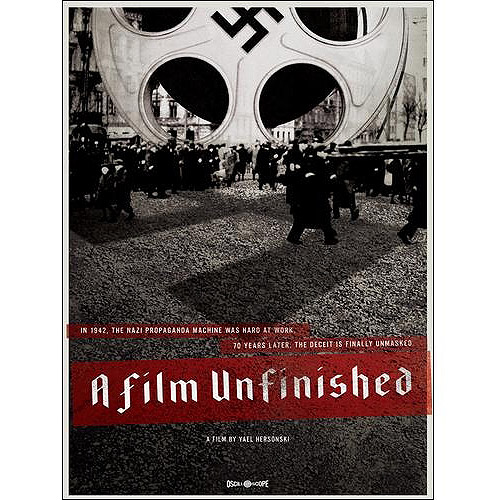 A Film Unfinished (Widescreen)