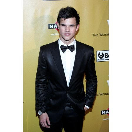 Taylor Lautner At The After-Party For The Weinstein Company 2010 Golden Globes After Party Beverly Hilton Hotel Beverly Hills Ca January 17 2010 Photo By James AtoaEverett Collection Celebrity (Taylor Lautner Picture)