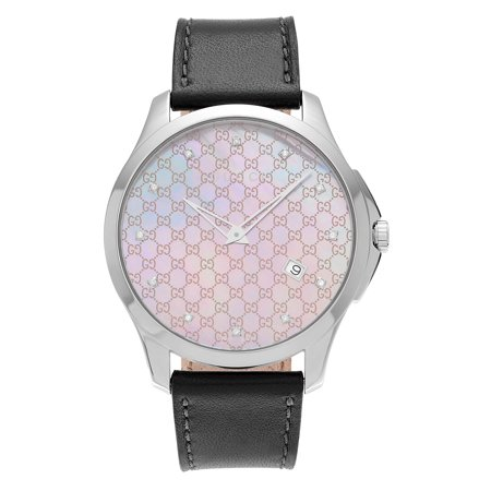 455380606c7 Gucci - Gucci Women s  G-Timeless  YA126307 Stainless Steel 1 10 CT ...