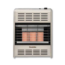 Power Units Service Manual - HearthRite Vent-Free Radiant Heater Natural Gas 6000 BTU, Manual Control