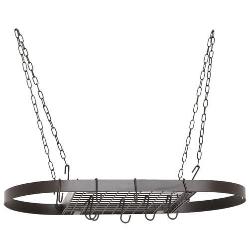 Old Dutch International Oval Hanging Pot Rack