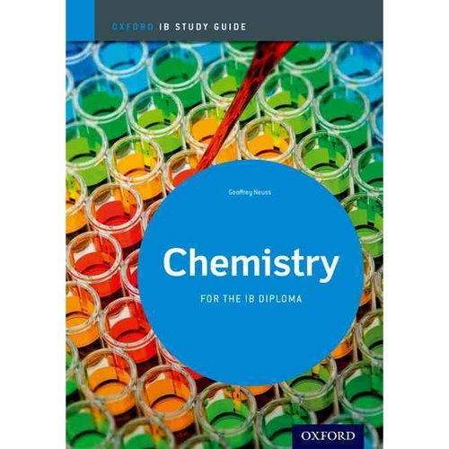 Chemistry: For the IB Diploma