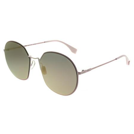 Fendi Eyeline FF0313/F 35J 0J Women's Round Sunglasses
