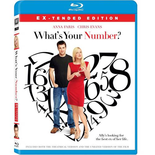 What's Your Number (Extended Edition) (Blu-ray) (Widescreen)