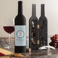 Personalized Happy Couple Wine Kit