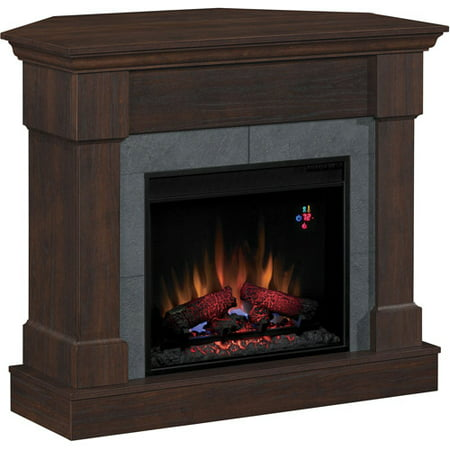 Dnp Twin Star Chimney Fr Electric Fireplace Heater